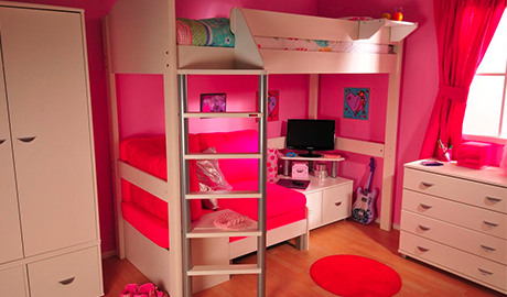 Rainbow Wood The Uk S Premier Children S Bed Specialists