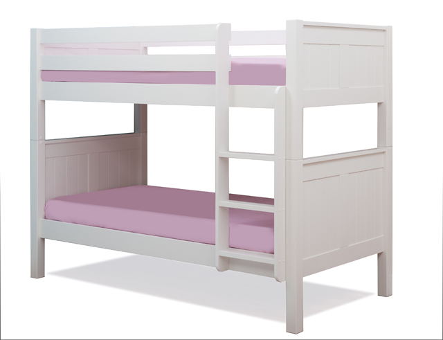 Stompa Classic Bunk Beds Rainbow Wood