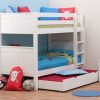 Stompa Classic Bunk Beds with Trundle Bed