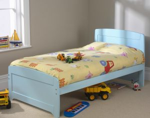 Rainbow Bed 1 - Blue