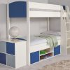 Stompa Uno-S Storage Bunk - Blue