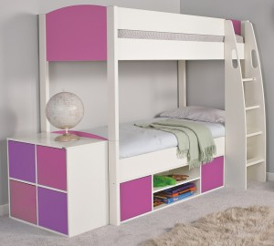 Bunk Beds From Rainbow Wood