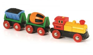 BRI-33319 - Battery Operated Action Train