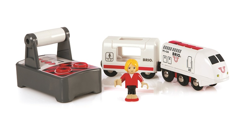 BRI-33510 - Remote Control Travel Train