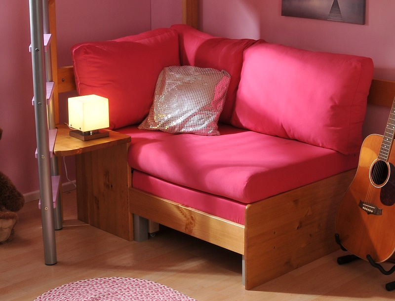 ChairBed 1 pink