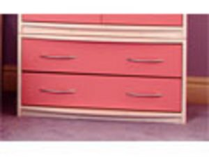 Scally 2 Drawer Chest