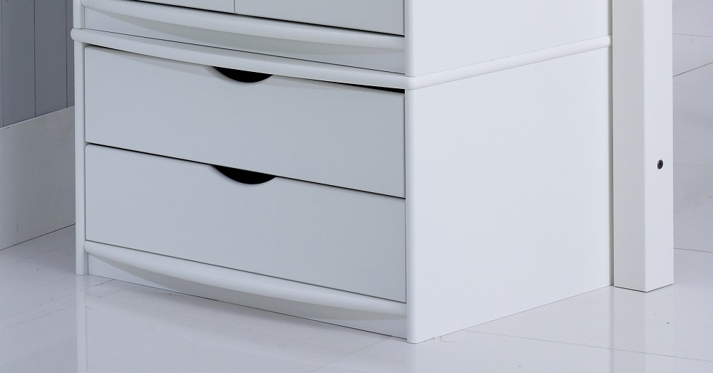 scallywag 2 drawer chest