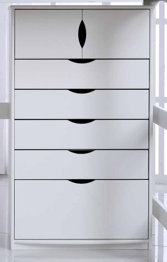 scallywag 5 drawer cupboard
