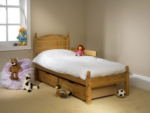 Teddy Bed 1