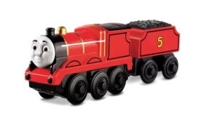 Battery Operated James engine