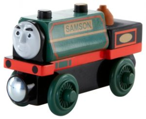 Wooden Samson Engine