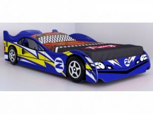 No 2 Blue Car bed