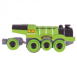 BJT306 Flying Scotsman Battery operated Engine