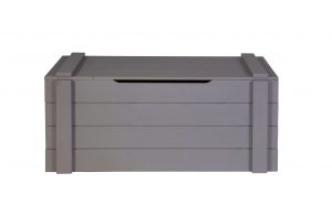 Dennis Storage Box - Steel Grey