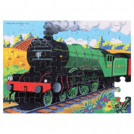 BJ046 Flying Scotsman 48 piece puzzle