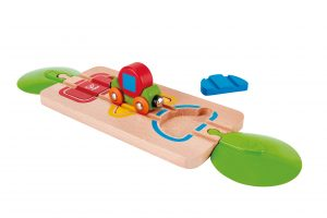 E3810 Hape Colour and Shape Sorting Track