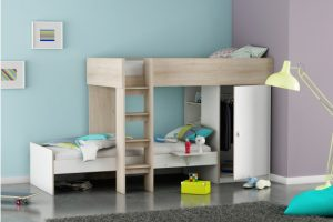 L Shaped Bunk Beds From Rainbow Wood