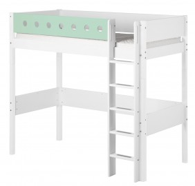 Flexa White Highsleeper - Green