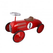 Red Classic Metal Racer 8308