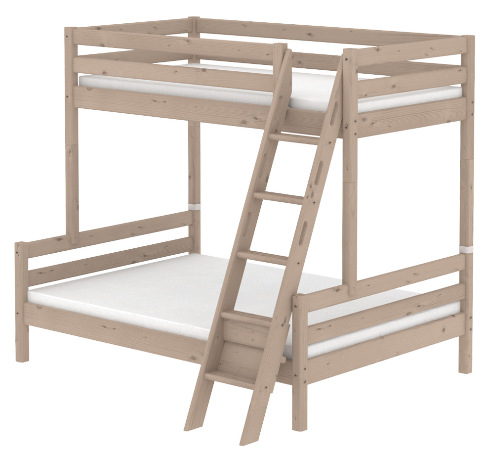 Flexa Classic Triple Bunk - Terra