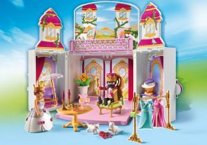 4898 My Secret Royal Palace playbox