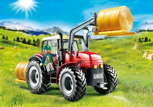 6867 Large Tractor