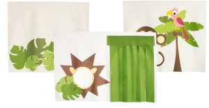 Flexa Jungle Play Curtain
