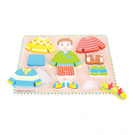 BB056 Boys dressing puzzle