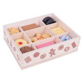 BJ470 biscuits box