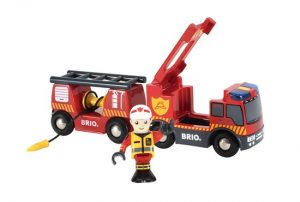 33811 emergency fire engine
