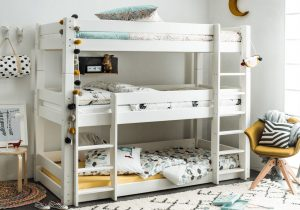 Scandinavia Triple bunk