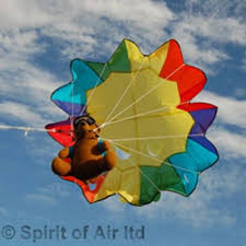 paracute ted kite
