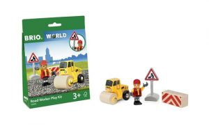 33899 road worker playset