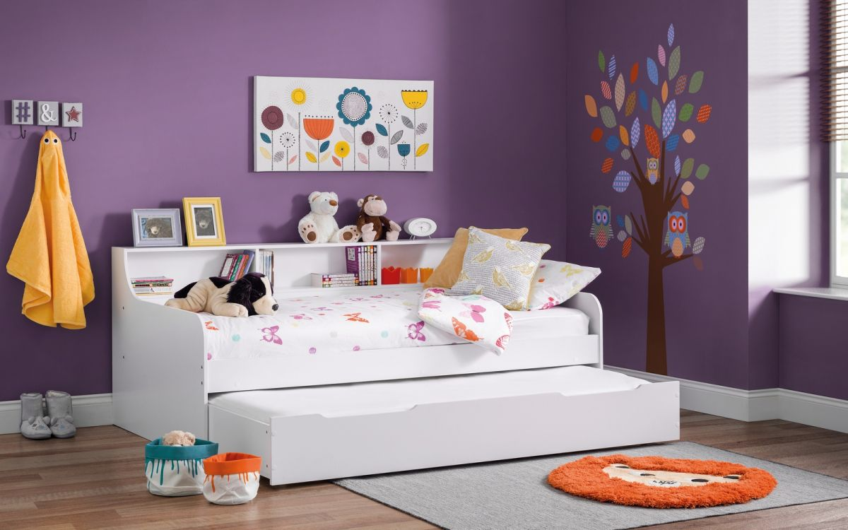 grace daybed with Ellie trundle underbed