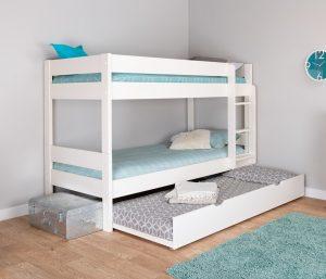 Compact Trundle Bunk